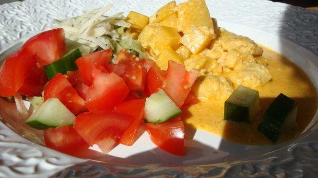 torsk med kålrot och curry